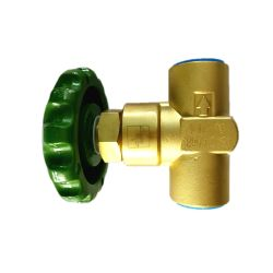 LNG-Gas-Zylinder-Messinghandbremsventil für das Schweissen von Insutlating