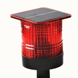Van het Zonne LEIDENE van de Verkeersveiligheid het Licht van de Waarschuwing van het Verkeer Barricade Signaal