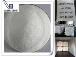 Gluconato de sódio de produto químico utilizado como agente de limpeza