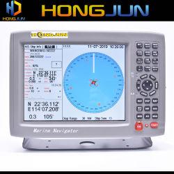 GPS maritime le plus récent chinois AIS Classe B 10 pouces grand écran GPS Navigator de bateau