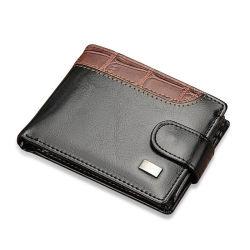 غلّة كرم سقّاط مثقوب مشبك صغيرة عملة جيب محفظة [كرد هولدر] رجال محافظ
