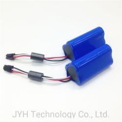 3.2V 4,5Ah 18650 Pack de Batterie LiFePO4 avec le connecteur Molex