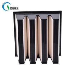 Filtro antibatterico F7 ad alta permeabilità per sistema di purificazione dell'aria
