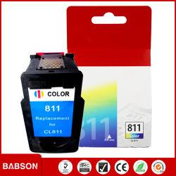 Heiße verkaufenRemanufactured Kassette der Tinten-811 für Canon Cl811