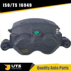 Caliper-Unloaded Etrier de frein à disque avec le support arrière gauche/droite s'adapte 2001 Dodge Ram 2500 OEM 50185865018587AA/AA