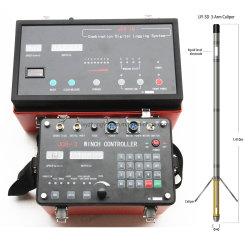 Poço de água eléctrica geofísica Cabo de registro de equipamento do Guincho, Furo equipamentos de registo de pesquisa e bem Logging Tool System