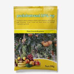 Pflanzenwachstumsregulator Paclobutrazol 10% Wp