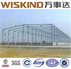 Matériau léger en acier du bâtiment préfabriqué Structure en acier d'usine de produits professionnels