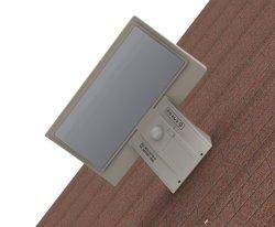 Nouveau design extérieur de la sécurité solaire lumières avec le capteur de mouvement 4.2W