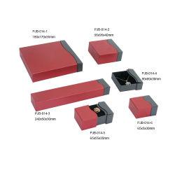 Оптовая торговля настроить коробку бумаги подарочный набор ювелирных изделий упаковке