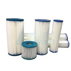 Cartucho de filtro de sedimento de poliéster para la filtración de SPA
