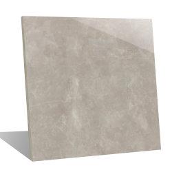 Gebildet in China-beige Badezimmer-Großhandelsküche glasig-glänzender Porzellan-keramischer Fußboden-Wand-Fliese