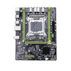 X79チップセットのソケット2011サポートDDR3パソコンのマザーボード