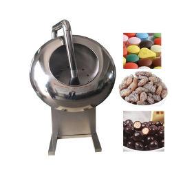 チョコレート豆か球のために磨くチョコレートコータチョコレート
