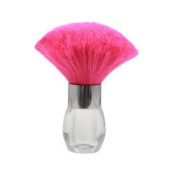 Hot Sale cute girl's cosmétiques Outils de maquillage Poudre de Chèvre Shimmer brosse avec logo personnalisé