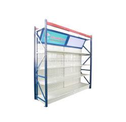Stand de promotion au détail supermarché trou de poinçon Rack de stockage /stand