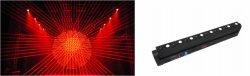 indicatore luminoso del fascio della luce laser 8*3W per la barra