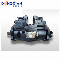 Kobelco Hauptpumpe der Hydraulikpumpe-K3V112dtp für Exkavator Sk250-8e Sk200-8 Sk210-8 260LC-8
