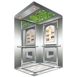 Günstige Preis Vvvf Steuerung Personenaufzug Gebäude Panorama Aufzug