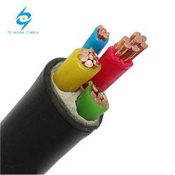 Четыре ядра в 1 кв кабель XLPE четырех основных провода 25мм x 4 основной кабель