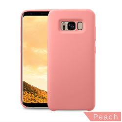 100% d'origine Téléphone cellulaire liquide cas couvrir Étui en silicone pour Samsung S10/S8 Plus/ Note8 2019