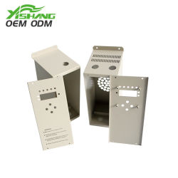 Contenitore elettrico di metallo del Governo di distribuzione della rete di controllo industriale su ordinazione del metallo del ODM dell'OEM