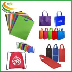 Custom Foldable Eco Shopping Folding Non-Woven Bag