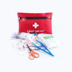 Coche personalizado al aire libre de emergencia portátil hogar Kit de primeros auxilios médicos