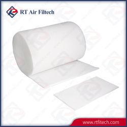 Del poliestere pre di corpi filtranti di Sythetic della fibra filtro da Effiency pre