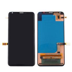Visualizzazione di Replacementdigitizer dello schermo dell'affissione a cristalli liquidi dei pezzi di ricambio del telefono delle cellule per il LG V30