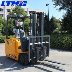-1.6Ltmg 1t t 3 roues Chariot élévateur électrique avec moteur AC