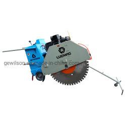 Гидравлический дизельного двигателя автоматический конкретные пути резак пол поставщик пилы