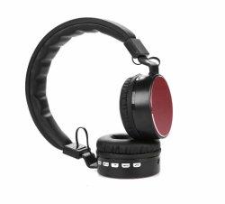 붙박이 Mic와 FM Raido와 TF 카드 음악 실행을%s 가진 Bluetooth 여분 베이스 헤드폰