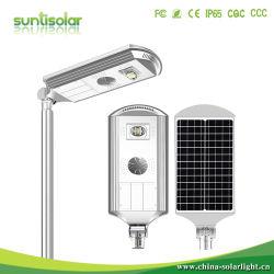 Traditionelles helles straßen-Straßen-Licht der Abwechslungs-20W 30W 40W LED Solar