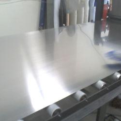 Folha de aço inoxidável acabamento SS304 2b