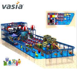 На заводе Custom дешевые крытый детская площадка для дома