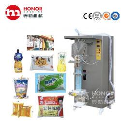 Дешевые автоматических воды/напиток и жидких/соусом/МЕДА 50ml-мл нержавеющая сталь пластиковый чехол для упаковки и оборудования для уплотнения