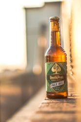 Hoher Grad-wasserdichter Bier-Wein-Flaschen-selbstklebender Aufkleber-Kennsatz