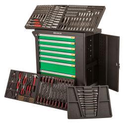 Het Kinbox Koudgewalste Karretje van het Werktuig van Staalplaten met 232 Hulpmiddelen van PCs