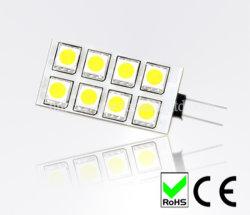 مصباح LED G4 ذو 12 فولت للقوارب، كابزل مصباح المصباح (SC-G4-02-LG)