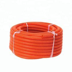 50mm de 2 pulgadas de PVC flexible corrugado conductos eléctricos Conduit