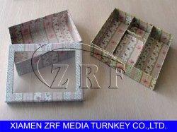 Eleganter Farbpapierkasten - Druckservice (CB-026)