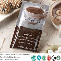 Kleinsatz-sofortiges heißes Kakaopulver