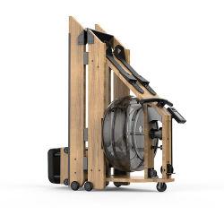 معدات اللياقة البدنية التجارية معدات رياضة التجديف في المياه الداخلية ماكينة إعادة تخزين الجلوس