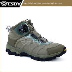3 colores de asalto táctico militar del Ejército de deportes al aire libre botas zapatos