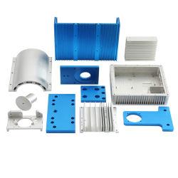 Fresatura CNC personalizzata in fabbrica fabbricazione CNC di alta qualità pezzi di lavorazione Alloggiamento in alluminio CNC macchina di lavorazione parte