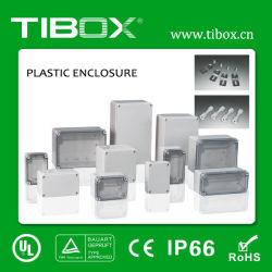 2020 Tibox una sola puerta de acero del Gabinete de distribución de montaje en pared