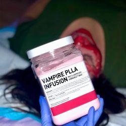 Prix Factoy anti rides masque nourrissant de gelée en poudre Vampire perfusion Plla Hydro Masque doux en poudre