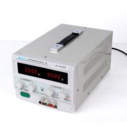 100 فولت 20A معمل صناعي عالي الدقة قابل للضبط لتشغيل التيار المستمر عالي القدرة مصدر طاقة رقمي للرسومات