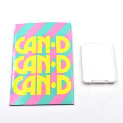 사용자 정의 산재용 동전 봉투 - 광택 재질의 풀 컬러 인쇄 UV 스톡